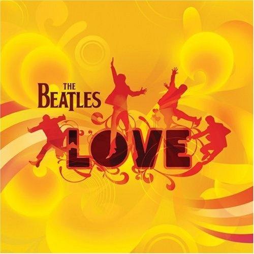Beatles Love Love The Beatles Album
